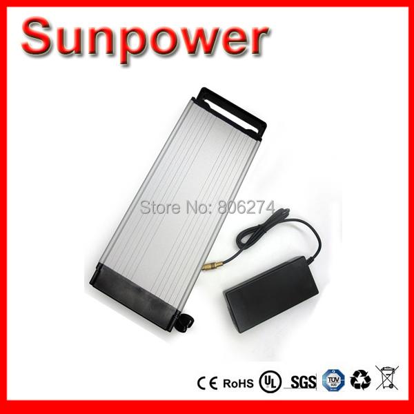 Батарея для электровелосипеда 1pcs/lot 1000w 48v 20ah,