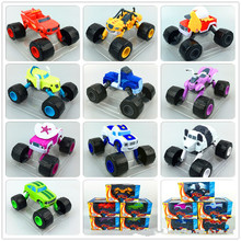 Deformation and flame monster machines Blaze Monster Machines monster truck car toy car children gifts(China (Mainland))