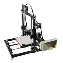 New Large Printing Size 3d Printer Reprap Prusa i3 DIY 3d Printer kit With One Roll