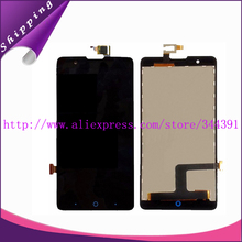 10pcs/lot Original Tested for ZTE U9180 V9180 N9180 LCD Display+ Touch Screen Digitizer Assembly Free Shipping tracking by DHL