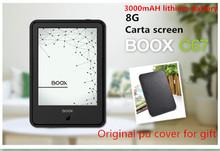 Eredaer ONYX BOOX C67ML carta 3000mAh e-book touch screen Android 4.22 8G Wi-Fi E-ink Front Glowlight ebook reader +PU cover(China (Mainland))