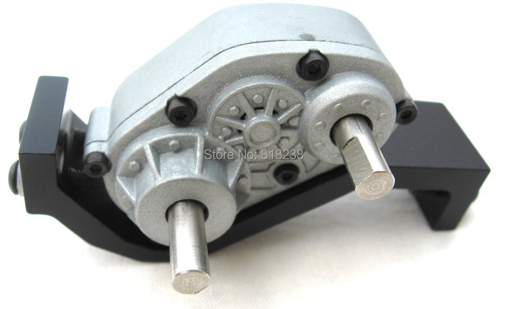 Hobby 73mm Transfer Case For SCX10 D90 Rc4wd 1:10 rc crawler 1:14 tamiya truck(China (Mainland))