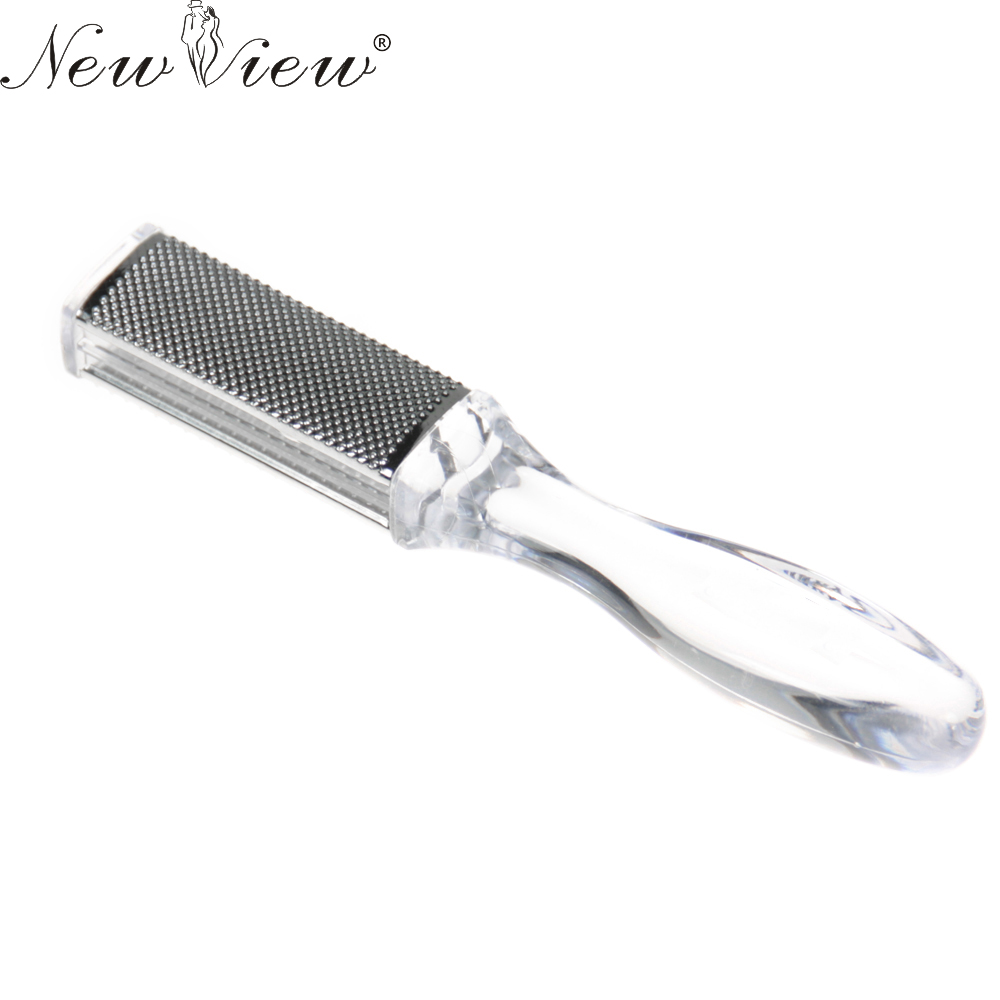 High Quality Double Side Foot Rasp File Callus Remover Dead Skin Remover Pedicure Foot Care Tool
