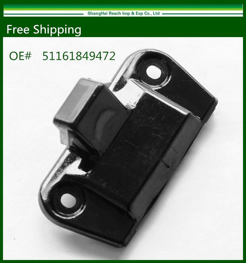 100%Brand factory cheap Wholesale New Glove Box Lock Latch for BMW E34 E36 E30 525i 530i 535i M5 Z3 51161849472(China (Mainland))
