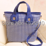 An exquisite woven bags The spring/summer leisure fashion lady bags(China (Mainland))