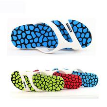 2015 Hot Summer EVA Shoes Fashion Flip Flops Men Sandals Male Flat Summer Beach Slippers Slides Size 36 - 45 SM413(China (Mainland))