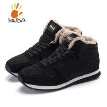 2015 de La Moda Mujeres de Los Hombres de Invierno mantienen Cálidas Botas de Nieve de Peluche tobillo de la Nieve botas Zapatos de Trabajo de mujeres de Los Hombres Al Aire Libre Botas de Nieve 36-47(China (Mainland))