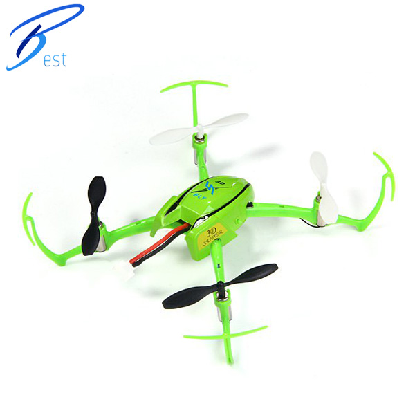 BAYANGTOYS X9 Mini Drone 4 Channel 6 Axis Remote Control Helicopter Gyro 2.4G RC Quadcopter with 360 Degree Rolling Function(China (Mainland))