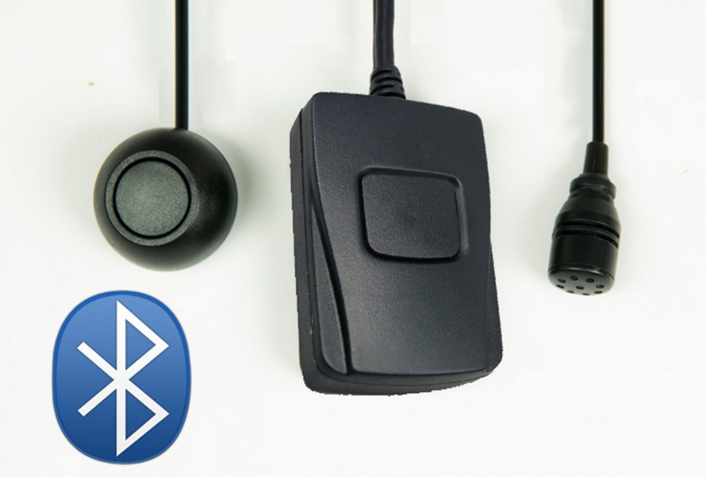 Yatour car Stereo Bluetooth module hands free with microphone (YT-BTM)(China (Mainland))