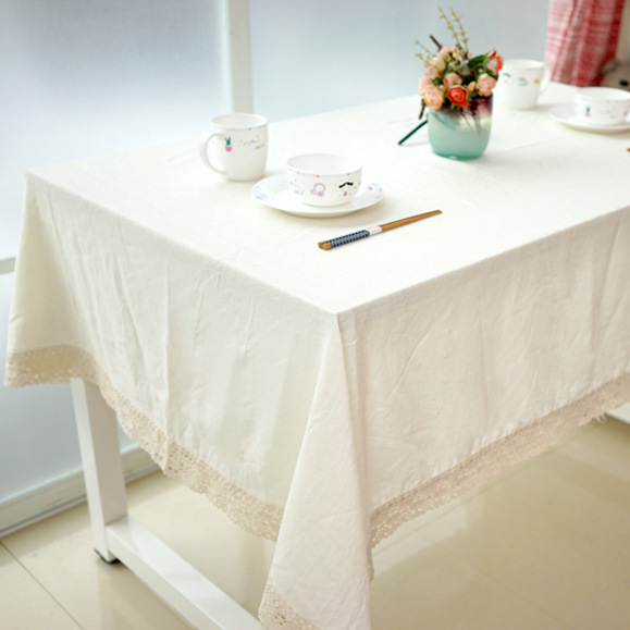 hot 140*180cm Elegant 100% Polyester Jacquard Lace Tablecloth For Wedding Party Home Table Linen Cloth Cover Textile Decoration(China (Mainland))