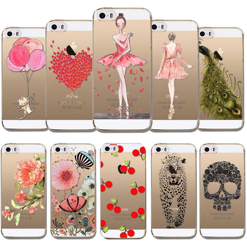 """Phone cover for iPhone 6 6s 4.7""""Ultra thin Soft Silicon Transparent TPU mobile phone bags & cases Brand New 2015 Protector(China (Mainland))"""