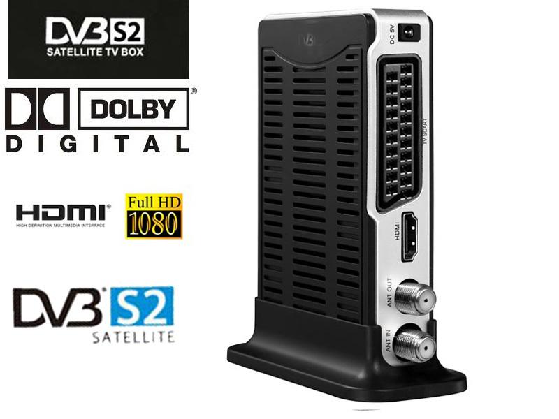 Hot sale NEW HD DVB-S2 DVB-S MPEG-4 EPG DVB USB PVR HD Digital Satellite Receiver +Remote controller(China (Mainland))
