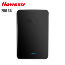 Newsmy Xingyun External Hard Drive 250GB USB 2.0 HDD 2.5'' Hard Disk SATA Disco Duro Externo Storage Devices Original Packaging(China (Mainland))