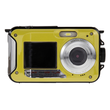 New Digital Camera Duble Screen HD 24MP Waterproof Digital Video Cam 1080P DV 16X Zoom US Plug(China (Mainland))