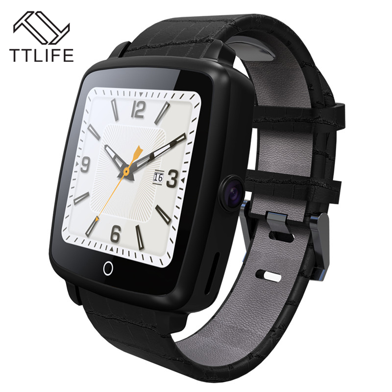 Top Luxury TTLIFE Brand Smart Watch Outdoor Sport Smartwatch With Heart Rate Monitor Compass Waterproof Wach For iphone Android(China (Mainland))