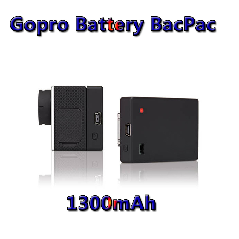 Gopro Accessories Gopro Bacpac Battery Expanded Battery with Backdoor for Gopro HD Hero3 3+ Sports Camera Free Shipping<br><br>Aliexpress