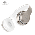 Sound Intone P5 Bluetooth Headset Stereo Wireless Headphone with Mic 3 5mm Audio Cable FM Radio