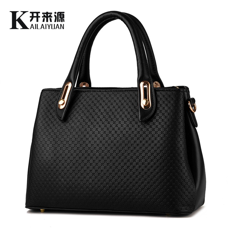 100% Genuine leather Women handbag 2016 New sweet Fashion handbag Crossbody Shoulder Handbag women messenger bags k075(China (Mainland))