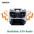 Newest Radiolink AT9S 2 4GHz 10CH RC Transmitter DIY Quadcopter Remote Control Receiver for RC Helicopter