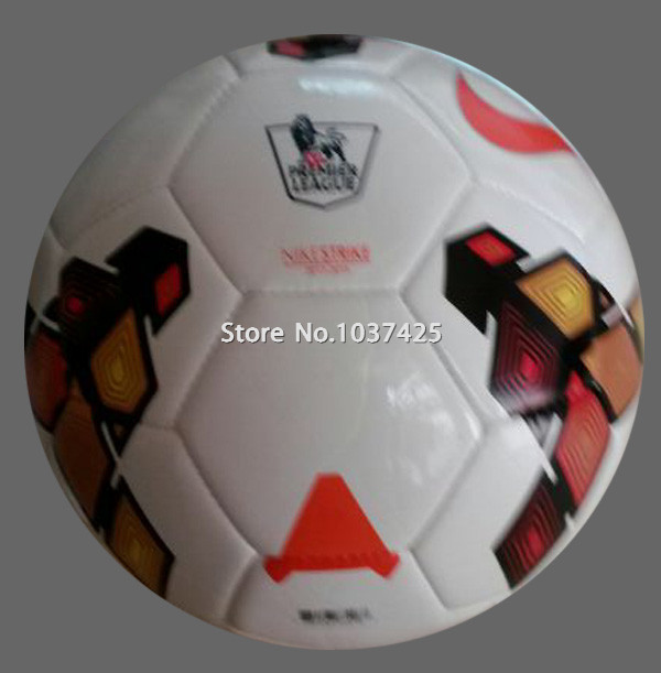 Full Stocking lot 2014 World Cup soccer ball & football, size5 training football free shipping(China (Mainland))