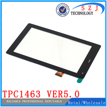 Original 7″ inch Tablet TPC1463 ver5.0 Outer Touch screen panel Glass Sensor replacement Free Shipping 10pcs/lot