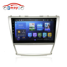 """Capacitive 10.2"""" Quadcore Android 4.4 Car dvd player for Toyota Camry 2006-2011 car multimedia system with 1G RAM,16GB iNAND(China (Mainland))"""