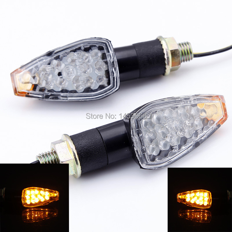 Aliexpress.com : Buy Motorcycle Turn Signal LED For Dual Sport ...