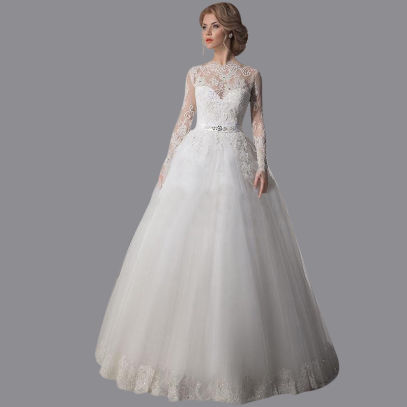 2016 Sexy Ball Gown Tulle China Wedding Dresses Lace