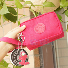 High Quality Garfield Casual Canvas Keybag Clutch Purse Bag Portable Mobile Phone Brand Clear Multicolor Waterproof Bags