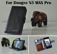 Buy Doogee X5 MAX Pro Case High Genuine Flip Leather Phone Case Protective Cover Doogee X5 MAX Pro Real skin Case for $11.04 in AliExpress store