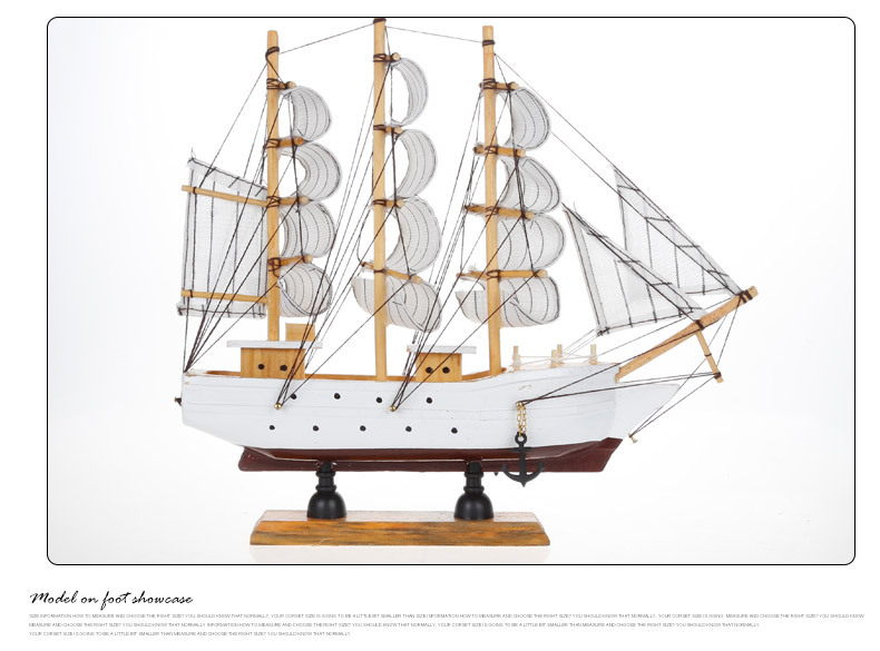 Assembly Model kits Classical wooden sailing boat model scale wooden model(China (Mainland))