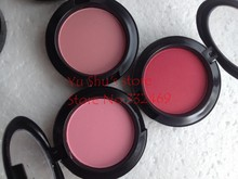 free shipping mineralize blush 1pcs/lot high quality brand makeup MC 24 color blush palette, free shipping(China (Mainland))