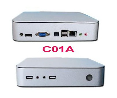 HD mini computer server,thin client,minimal maintenance,Free shippment not including remote areas