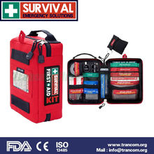 SES03 Medical mini emergency survival first aid kit with FDA/CE(China (Mainland))