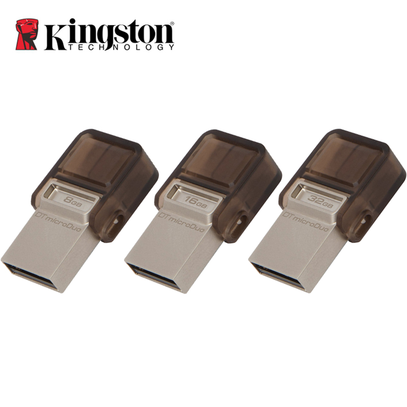 original Kingston mini usb flash drive 2.0 16gb 32gb 8gb memory USB stick usb pendrive flash stick pen drive free shipping(China (Mainland))