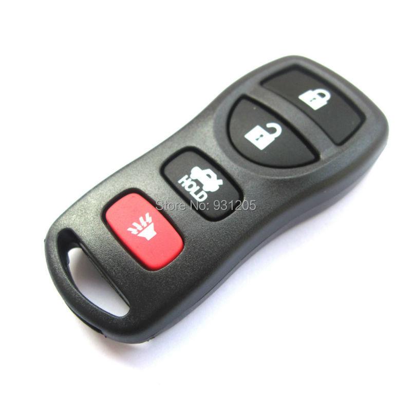 Remote Key Case FOB INFINITI EX35 FX35 FX45 QX56 Q45 G35 I35 Shell 4 Button