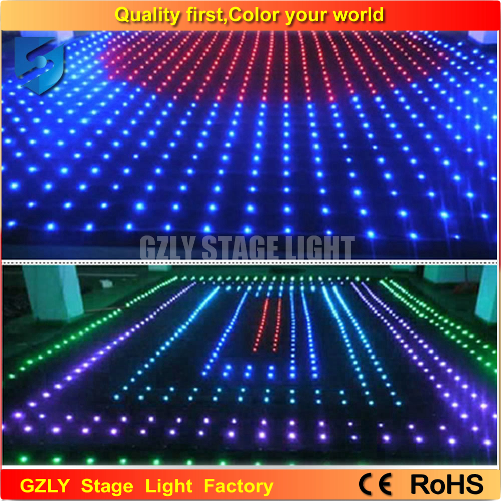 Video Curtain DJ Booth Edison Professional Dj Equipment Led DMX Lights . ...  sc 1 st  Twop.us & Led curtain lights dj ~ Decorate the house with beautiful curtains azcodes.com