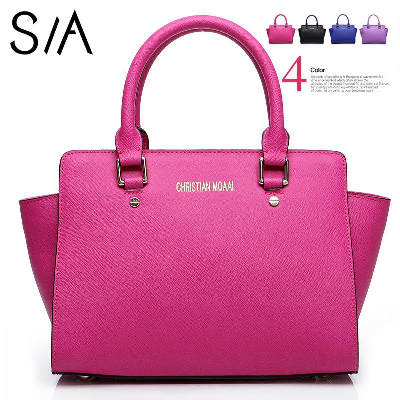 2016 new women handbag genuine leather bag Fashion women messenger bags Super Star vintage bag Women handbag brand shoulder bag(China (Mainland))
