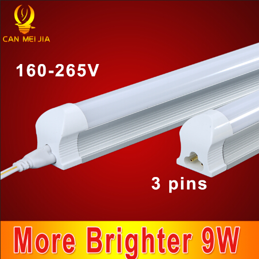 1pcs Power Led T8 Integrated Tube 600mm 900mm 1200mm Home Lighting Led Tube Lamp 2ft 3ft 4ft 9W 10W 13W 14W 18W 20W 110V 220V(China (Mainland))