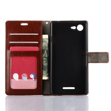Buy Luxury Retro Leather Case Sony xperia XA1 XZS XZ Premium E3 D2203 D2206 D2212 Wallet flip cover Phone Coque fundas capa for $2.96 in AliExpress store