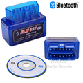 2014 Latest Version BT Mini ELM 327 Bluetooth OBD II V2 1 Interface Works On Android