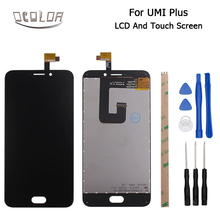 Buy Ocolor For UMI Plus LCD Display+Touch Screen Original Screen For UMI Plus Digitizer Assembly Repair Replacement+Tool+Adhesive for $25.62 in AliExpress store