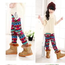 2015 Summer Children Leggings For Girls Kids Leggings Girls Leggings Flower Pants For Option Winter Girl