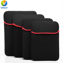 "7""8""10""11""12""13""14""15""17"" Dustproof Waterproof Laptop Sleeve Notebook Computer Bags Tablet PC Protective Liner Sleeve(China (Mainland))"