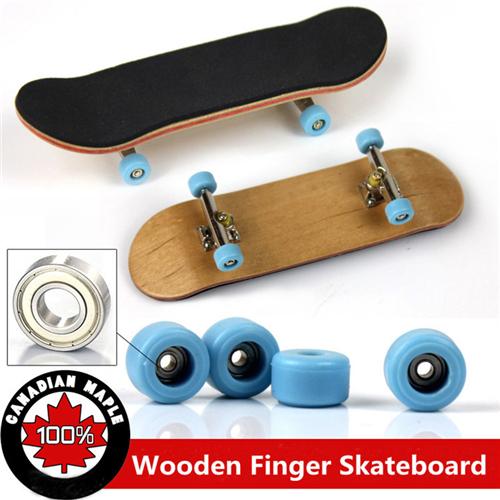 2015 profissional de madeira do bordo dedo skate liga de níquel Stents rolamento de roda Fingerboard adulto itens novidade crianças brinquedos(China (Mainland))
