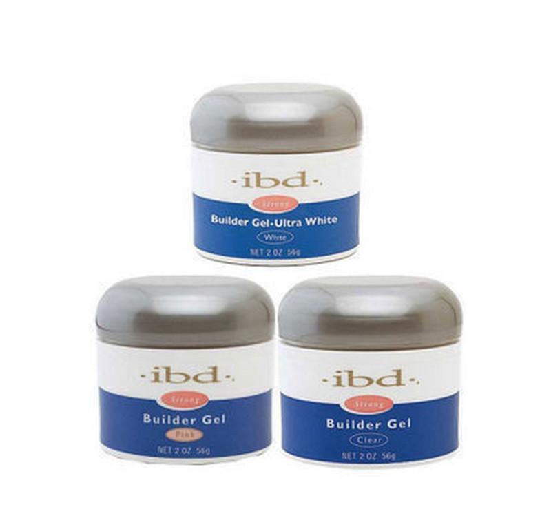 1Pcs Acrylic Nail Art UV Gel nail saloon profesional nail art IBD Builder Gel 2oz / 56g clear one nails & toolsF92(China (Mainland))
