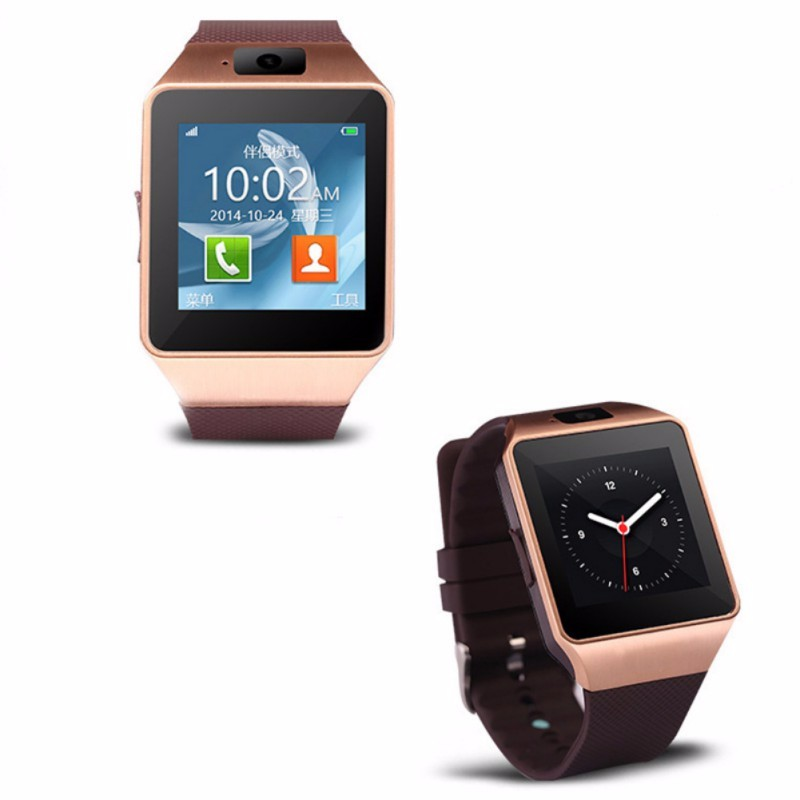 image for For Ios Android Phones Support Multi Languages Smart Watch DZ09 Blueto