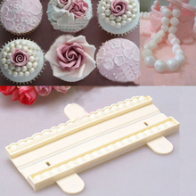 New Arrival Cake Backing Tools 9mm Pearl Beads Mould Extrusion Mould Cake Decorative Accessories Mold Drop Shipping HG-1574(China (Mainland))