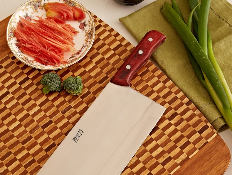 Buy Free Shipping ZGX Kitchen Professional Chef Slicing Forged Cutting Meat Vegetable Knives Household Multi-use Cooking Knives cheap