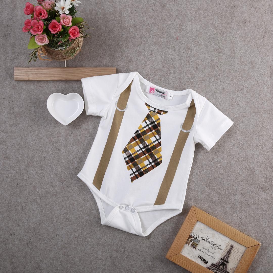 8c767a531f11 Detail Feedback Questions about Newborn Baby Boy Clothes Plaid Tan ...